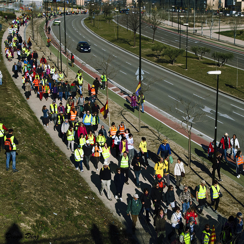 Marcha Oeste