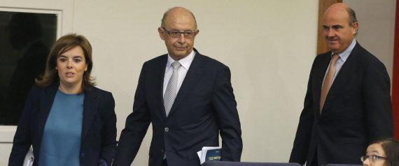 RUEDA DE PRENSA TRAS REUNIÓN CONSEJO DE MINISTROS