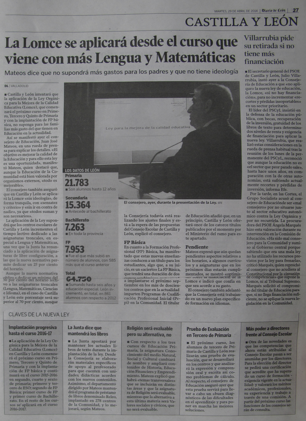 140429_Mateos_en_la_prensa_DL