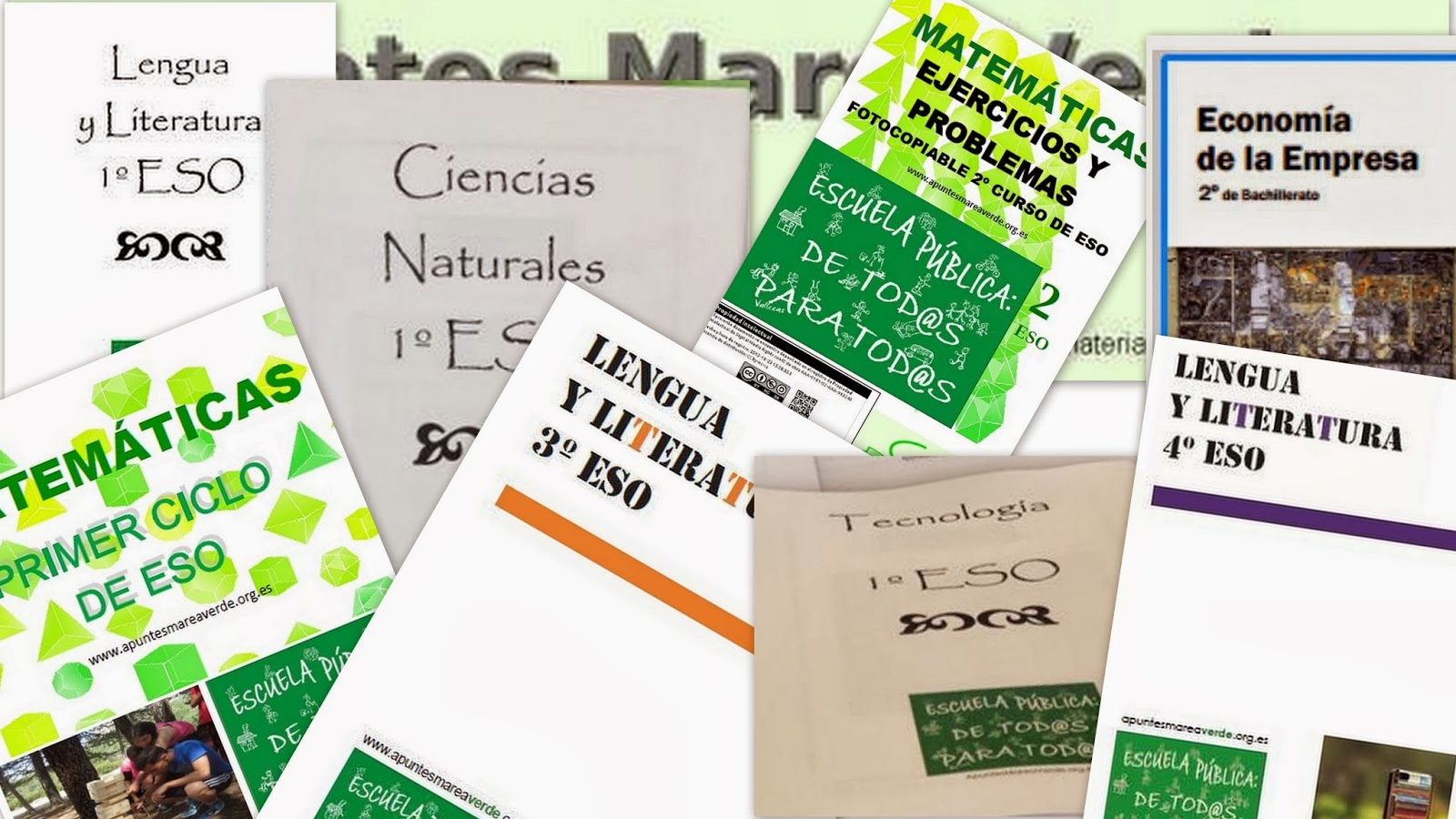 Libros_Texto_Marea_Verde