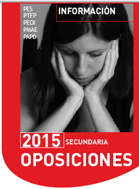 folleto opos 2015